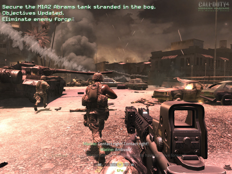 Download BAIXAR GAME Call Of Duty 4   Modern Wafare